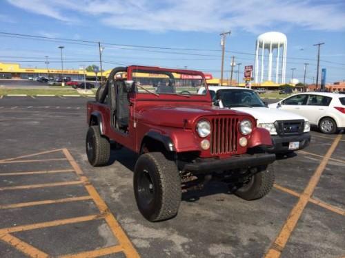 1984 Jeep Scrambler CJ8 V8 Manual For Sale San Antonio, TX ...
