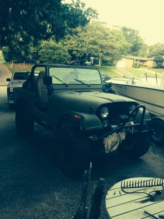 1983 Jeep Scrambler CJ8 V6 Manual For Sale Waco, TX ...
