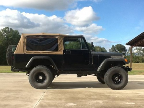 1982 jeep scrambler cj8 v6 manual for sale live oak fl craigslist. Black Bedroom Furniture Sets. Home Design Ideas