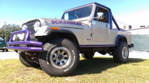 1983 Jeep Scrambler CJ8 258 Manual For Sale Brooksville ...
