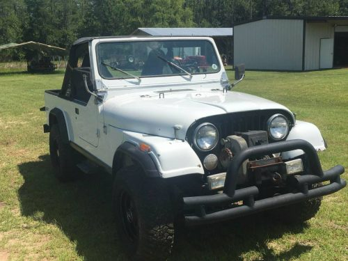 1982 Jeep Scrambler CJ8 V6 Auto For Sale Warner Robins, GA ...
